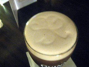 japanese guinness beer