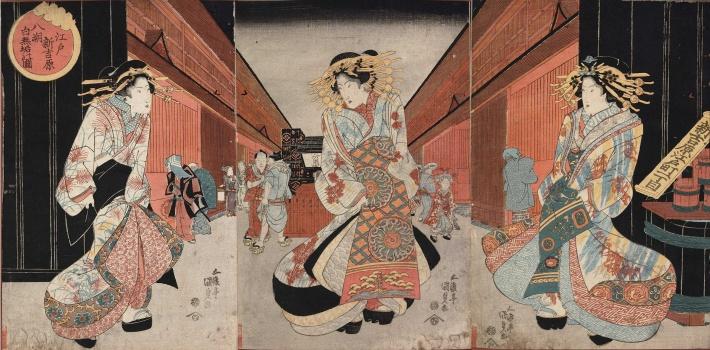 Yoshiwara Ekiyo-e