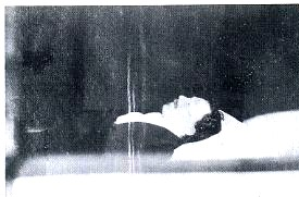 Heusken's corpse.