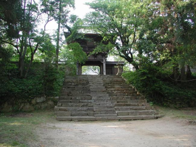 kōrin-ji (kōrin temple)