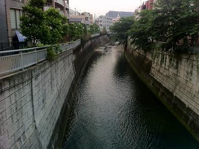 Yodobashi Bridge Nakano Shinjuku 2011