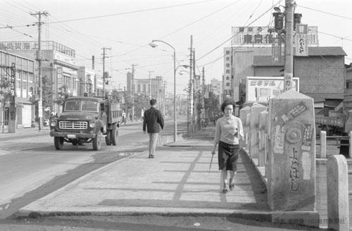 Yodobashi Nakano Shinjuku 1960's Tokyo