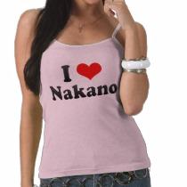 I love Nakano, too!