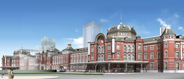 CGI Tokyo Station