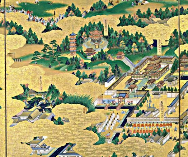 Daitokuin Complex at Zojoji