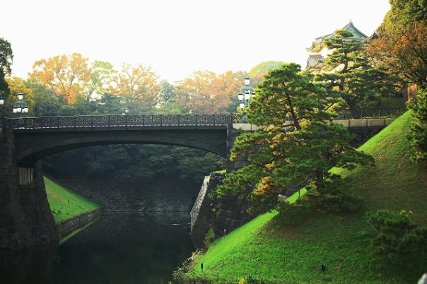 The iron bridge as it looks today (the true