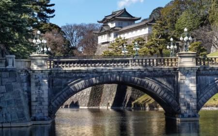 Image result for nijubashi bridge