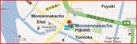 Why is Eitai-ji still on this Google Map?