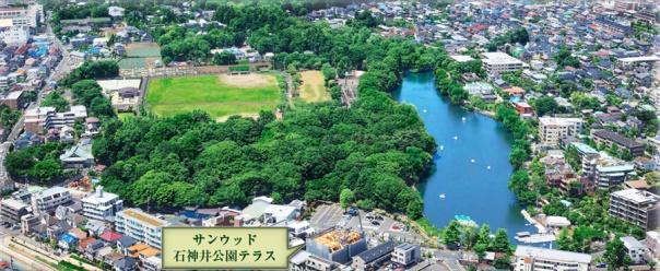 Shakujii Park