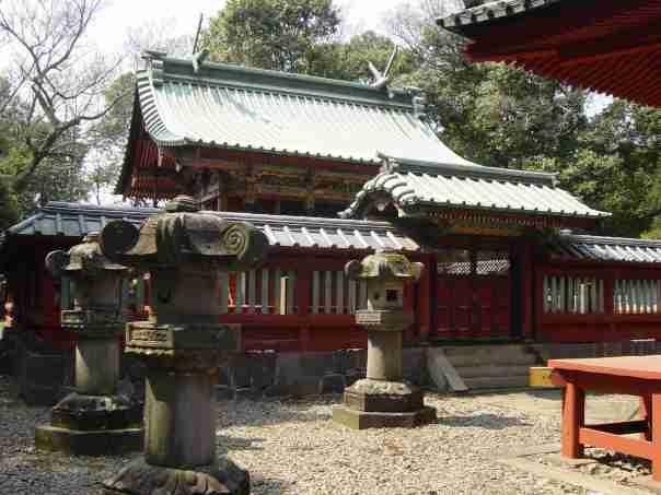 Kawagoe Toshogu