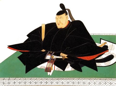 Tokugawa Ieshige - not the brightest star of the bakufu.