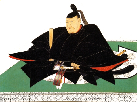 Tokugawa Ieshige - not the brightest star of the bakufu.