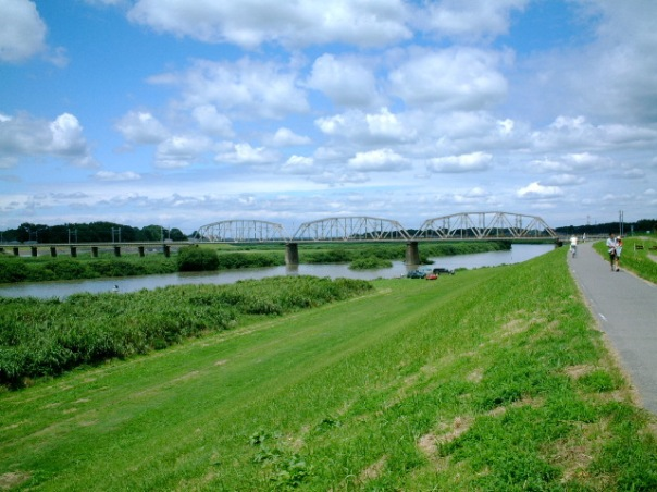 """The Edo River was never renamed """"Tokyo River."""""""