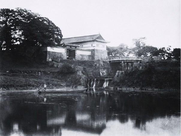 Ushigome Bridge and Ushigome Mitsuke