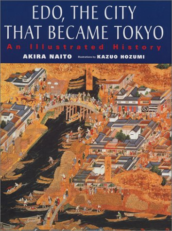 edo the city that become tokyo (book)