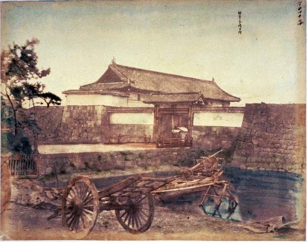 Edo Castle - Sukiyabashi