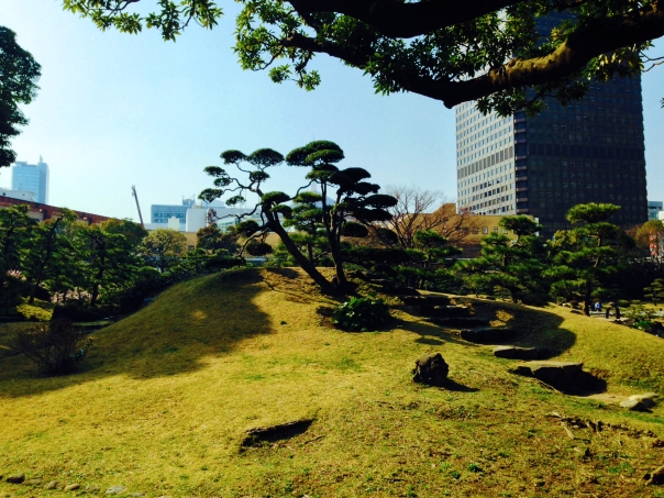 Perfect place to end the article. A true blend of Edo-Tokyo.