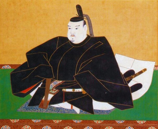 3rd shogun, Tokugawa Iemitsu.