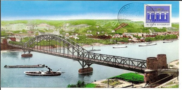 The German model of many of Sumida's bridges.