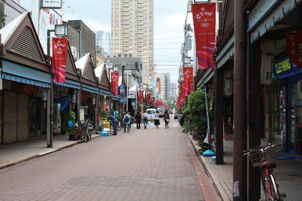 Monja Street.
