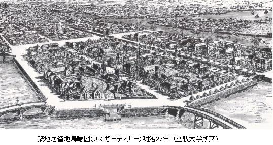 tsukiji foreign settlement