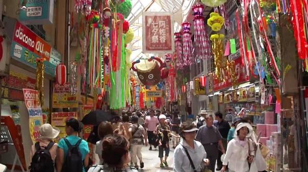 Asagaya Tanabata Festival