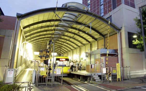 Sangenjaya Station
