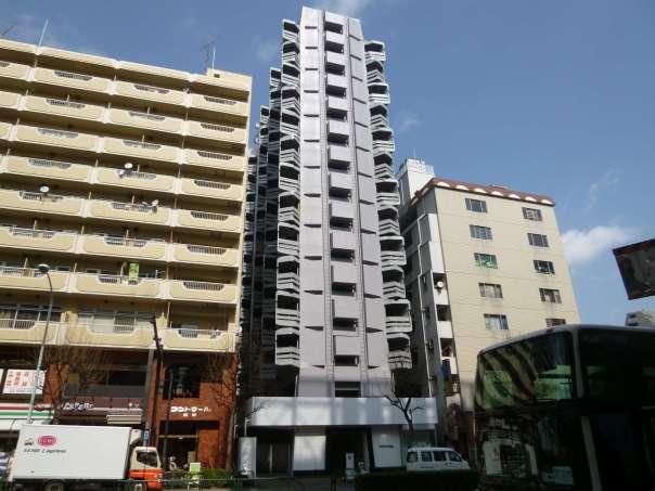 higashi shinjuku neighborhood