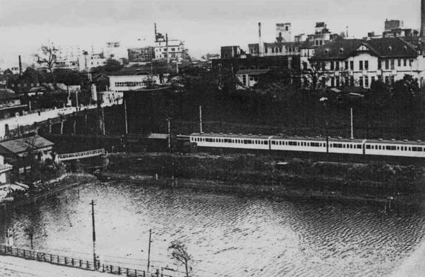 Iidabashi in 1929