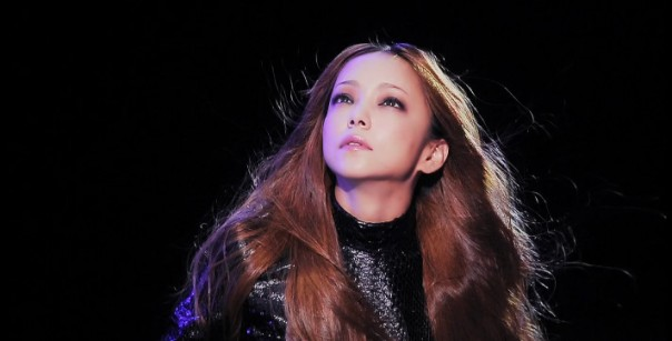 Amuro Namie is an Okinawa native, but here label is based in Aoyama. This is the epicenter of the Japanese music industry,