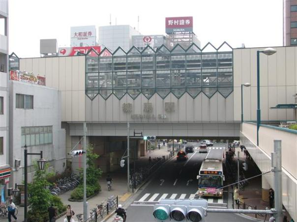 Nerima Station today