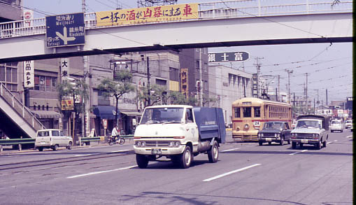 Oshiage in the 60's-70's