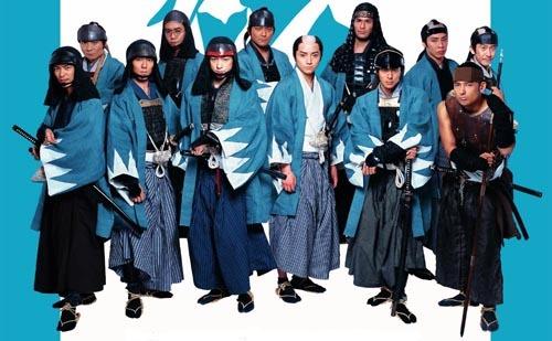 These guys loved seppuku
