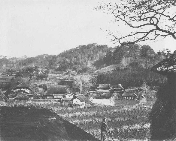 Yarimizu during the bakumatsu.