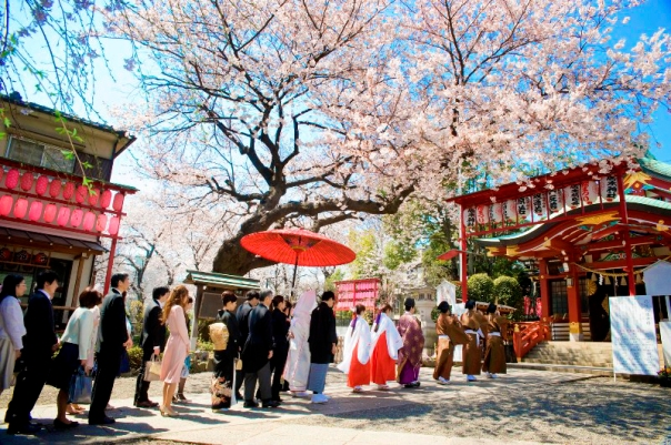 wedding irugi shrine