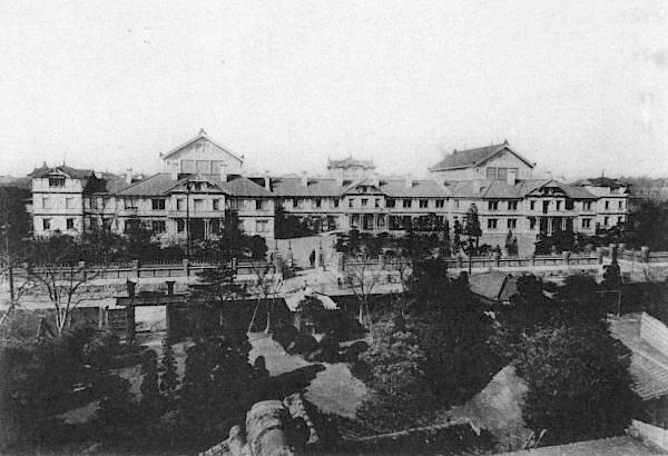 The_Second_Japnese_Diet_Hall_1891-1925