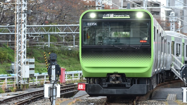 yamanote line new train