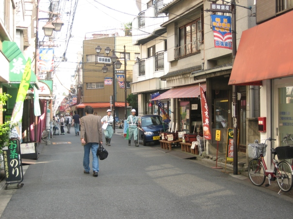 tabata shopping street.JPG