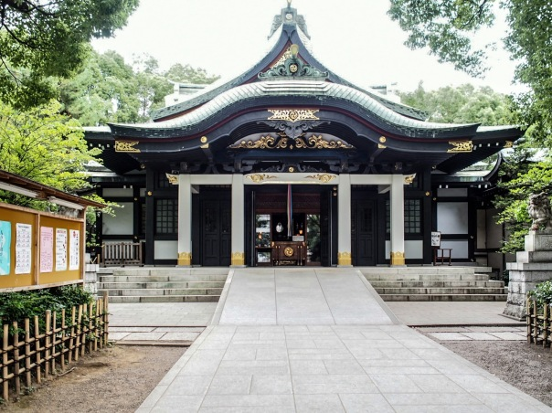 Oji Shrine