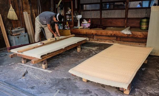 tatami matsuoka inside