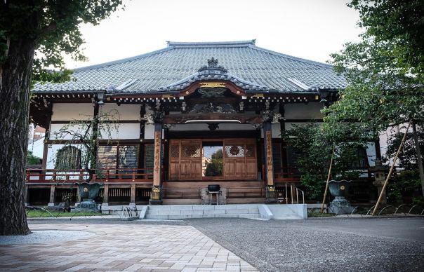 tenmyokokuji shinagawa
