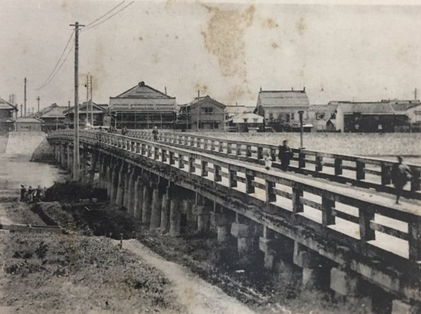 edo period bridge