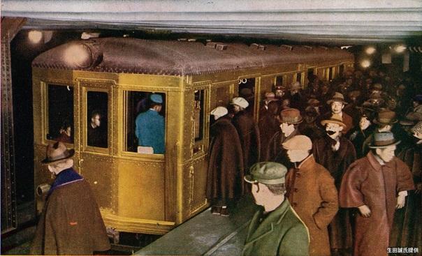ginza line 1927